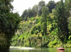 Rangitikei River Explorer - 5 Day 6 Night Wilderness Rafting Trip Tour