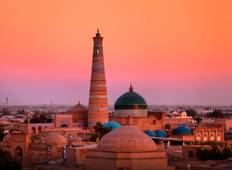 Kyrgyzstan and Uzbekistan: Silk Road Cities and Nomads - Photography Tour Tour