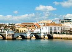 Tavira, the Venice of Algarve - Self guided Tour
