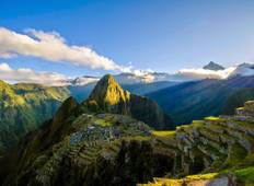 Peruvian Highlights - From the Coast to the Andes and Beyond Tour