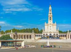 Pilgrimage to Fatima & Lourdes with Barcelona  (Fatima to Barcelona) Tour