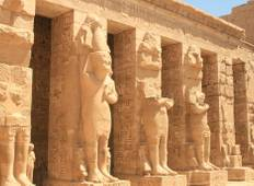 Treasures of Egypt (17 destinations) Tour