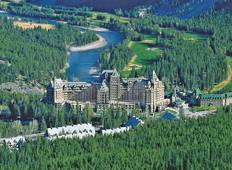 Canadian Castles & Alaskan Cruise (from Calgary to Vancouver) Tour