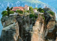 Four Day Classical Greece Tour with Meteora Tour