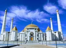 EXPLORE MAGIC TURKMENISTAN AND UZBEKISTAN Tour