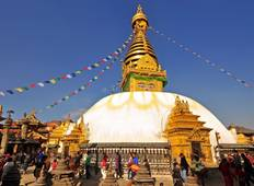 Golden Triangle Tour with Nepal Tour