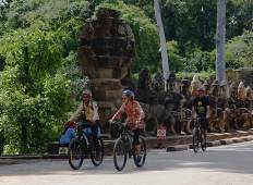 Biking, Food Tour  & Floating Village Discovery - 4 Days Tour