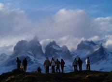 Calafate and Torres del Paine Tour