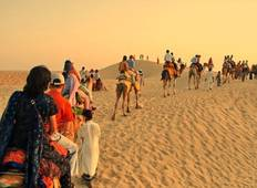 Colorful India with Taj Mahal & Rajasthan  Tour