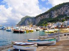 Rome & the Amalfi Coast (10 destinations) Tour
