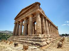 Splendor of Sicily 8 Days Tour - from Catania Tour