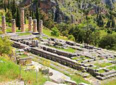 Three Days Classical Tour from Athens: Epidaurus, Mycenae, Olympia, Delphi Tour