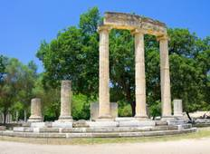 Monday\'s Special: Another View of 4-day Classical tour of Greece Tour