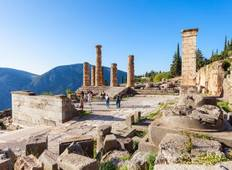 Three Days Trip to Delphi and Meteora from Athens Tour