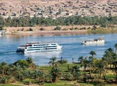 Pharaohs Nile Cruise Adventure - 8 Days Tour