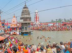 3 Days Exciting Haridwar Tour Package From Delhi Tour