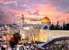 Israel Best (self-guided) Tour