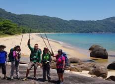 Rio de Janeiro - Trekking Ilha Grande 360º (07 Days) - Around beaches and fishermen villages Tour