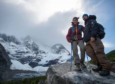 Torres del Paine Guided W Trek 5D/4N Tour