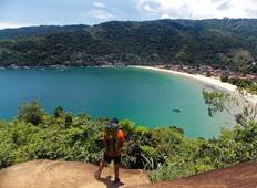 Rio de Janeiro - Trekking Ilha Grande 360º (09 Days) - Around beaches and fishermen villages Tour