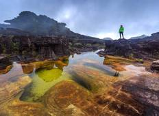 Mount Roraima Trekking (09 Days) - The South American Lost World Tour