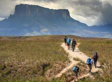Mount Roraima Trekking (11 Days) - The South American Lost World Tour