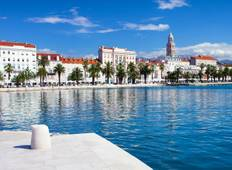 Croatia Explorer: Superior Catamaran From Split Tour