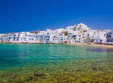Greece Cyclades Explorer: Superior Catamaran From Paros Tour