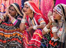 13 DAYS IN COLOURFUL RAJASTHAN WITH TAJMAHAL Tour