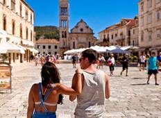 Croatia Voyager Dubrovnik to Split 7 Days Sailing (Catamarans) Tour
