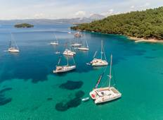Greece Ionian 7 Days Sailing (Premier) Tour