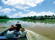 7-Day Iquitos Jungle Tour at Maniti Eco-Lodge Tour