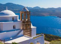 Mediterranean Discovery 10 Days (from Barcelona to Athens) Tour