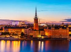 Ultimate Baltics & Arctic Circle 24 Days (from Stockholm to Oslo) Tour
