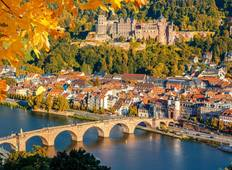 Autumn on three rivers (including Grevenmacher) Tour