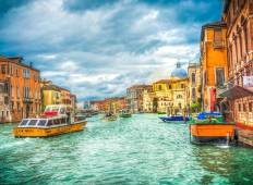 Rome, Florence & Venice by High Speed Train Tour