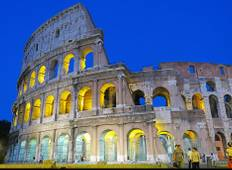 Spotlight on Rome  (Rome to Rome) Tour