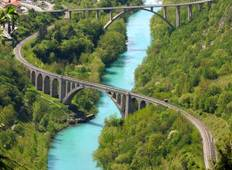 The Blue Lane Adventure - Slovenia to Montenegro Tour