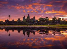 Highlights of Vietnam & Cambodia 7 days 6 nights Tour