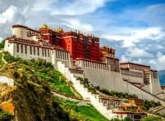 Tibet Lhasa tour with Everest Base Camp Hike-8 Days  Tour