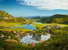 South Montenegro and Kotor Bay (strenuous) Tour