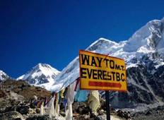 An amazing Everest Base Camp Trek-  Book your Tour for  2021 Tour