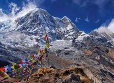 The wonderful trek to Annapurna Base Camp  Tour