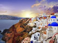 Athens and Santorini ( Noisless Breeze ) Tour