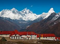 Everest Base Camp Luxury Lodge Trek Tour