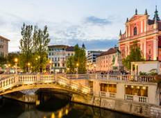 Highlights of Croatia and Slovenia Tour
