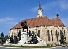 UNESCO-Heritage in Romania Tour