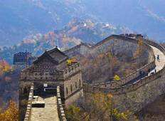 4 Days Beijing Tour with Mutianyu Great Wall Tour