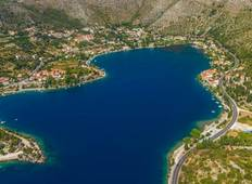 Walking Croatian Islands Tour