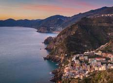 Walking the Cinque Terre Tour
